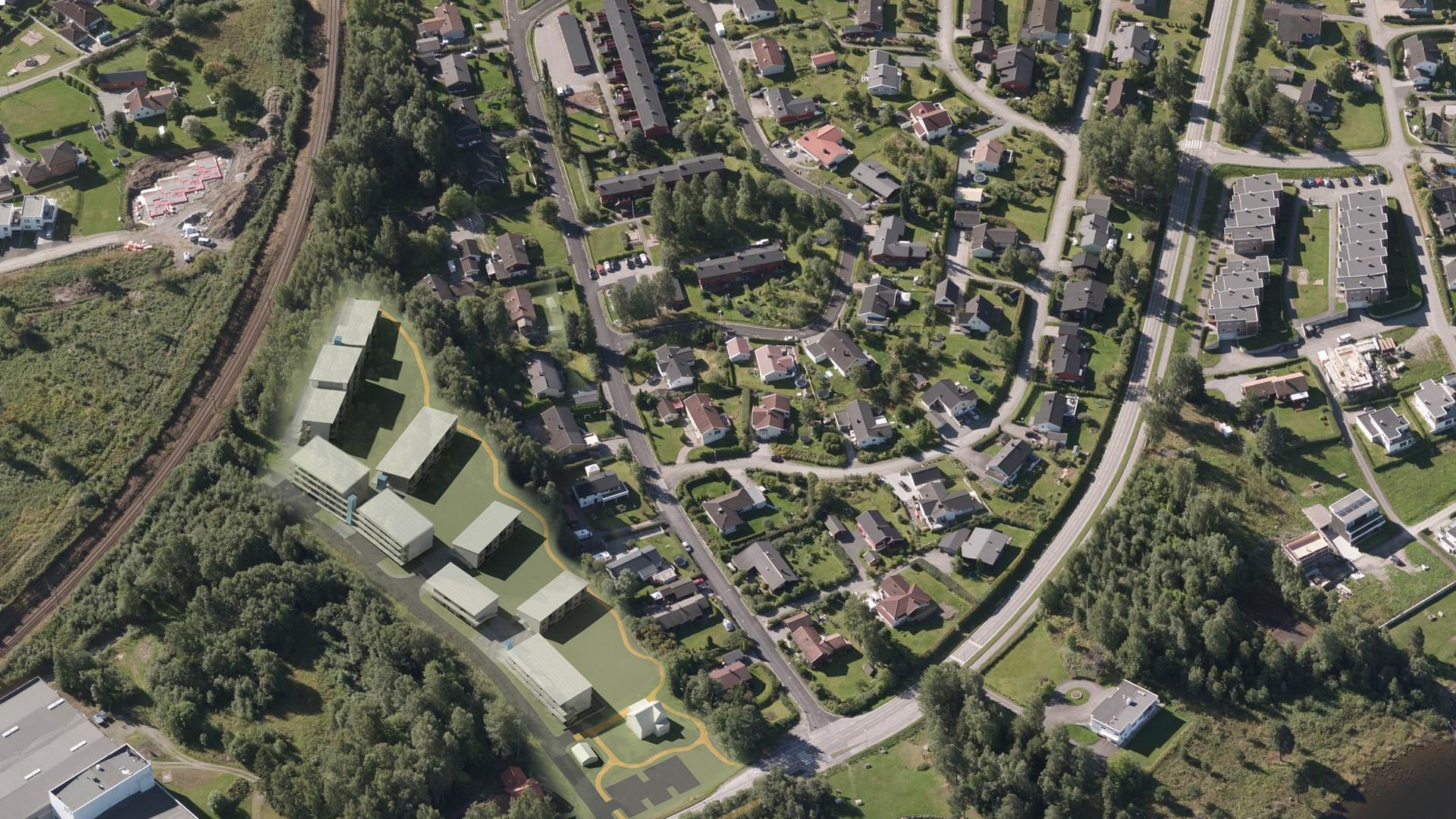 ottestad nordhagen housing for elderly