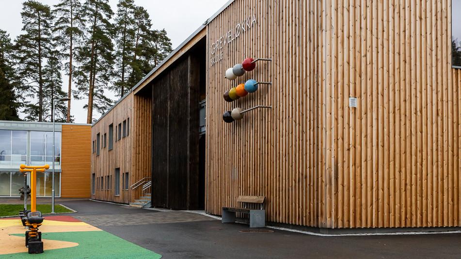 grevekløkka primary school