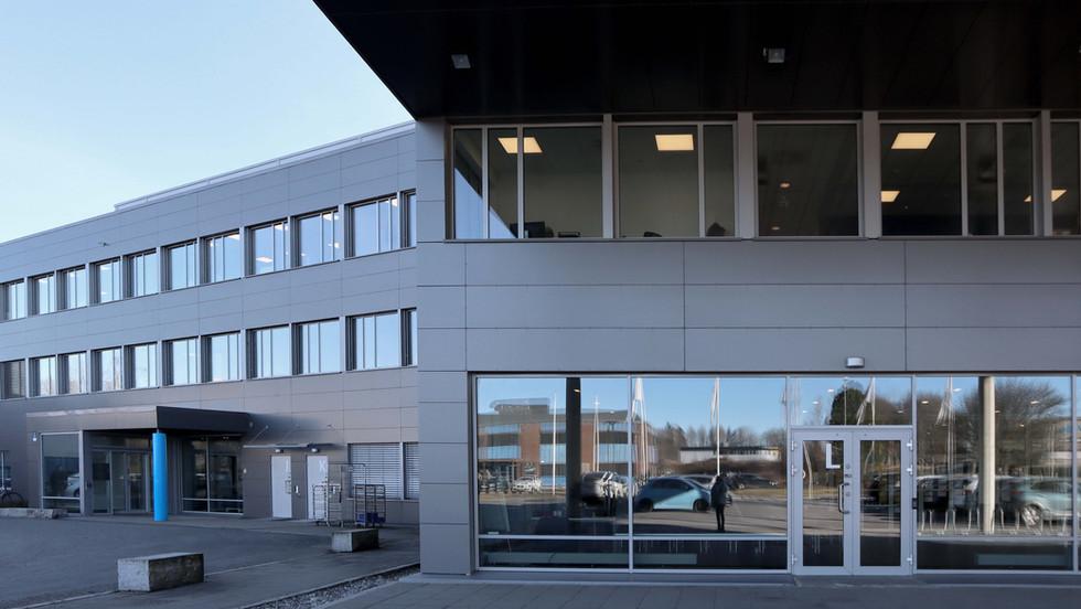 trioving headquarter and laboratories