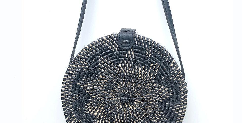 Mooch Bali Roundie Bag Black