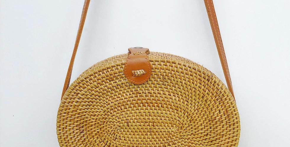Mooch Bali Oval Bag Ata