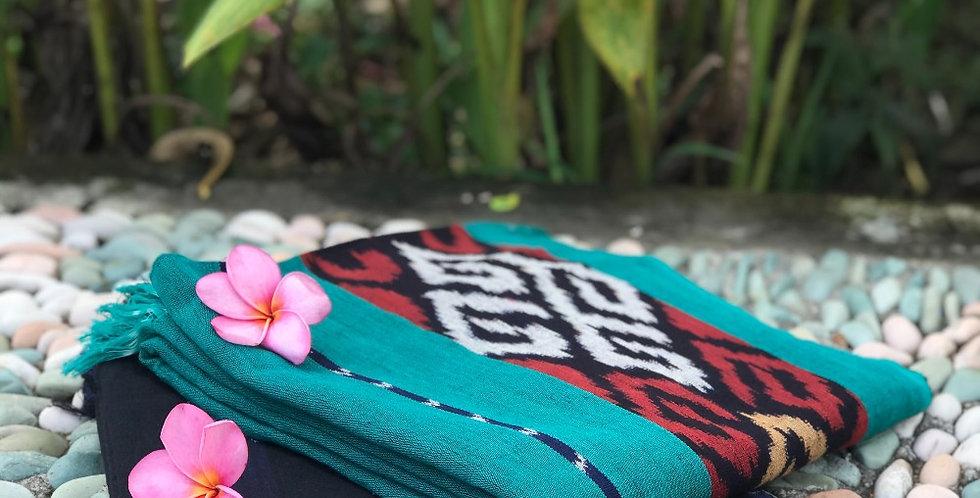 Lombok Aguling throw 1