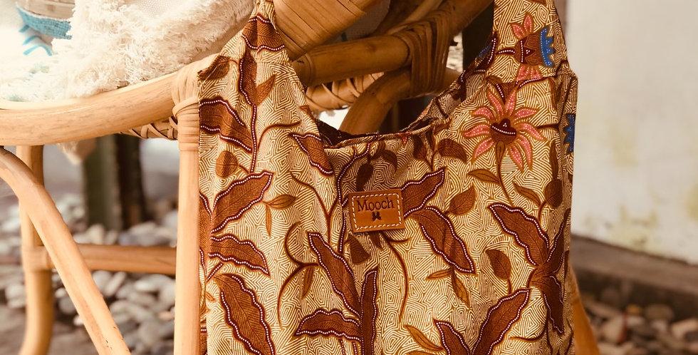 Bali Tote bag bunga p.o.
