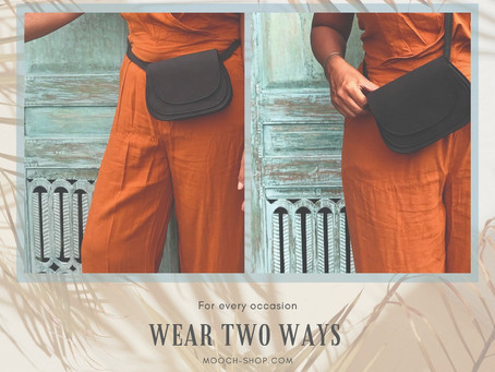 How to wear your bumbag?