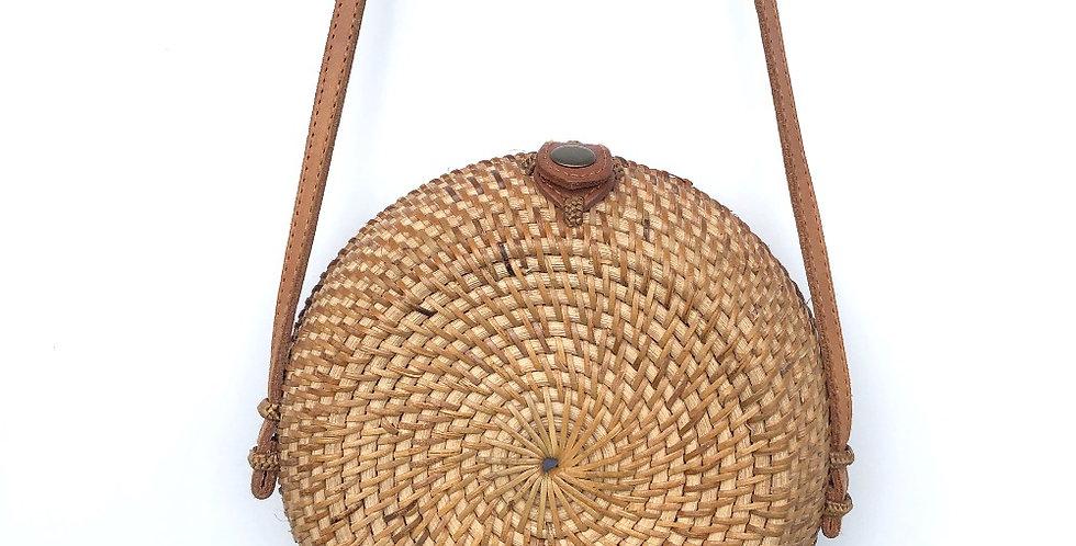 Mooch Bali Bold rotan bag