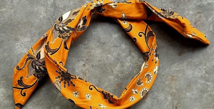 Mooch Batik head wrap koening