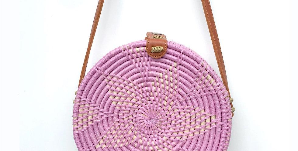 Mooch Bali Roundie Bag Pink