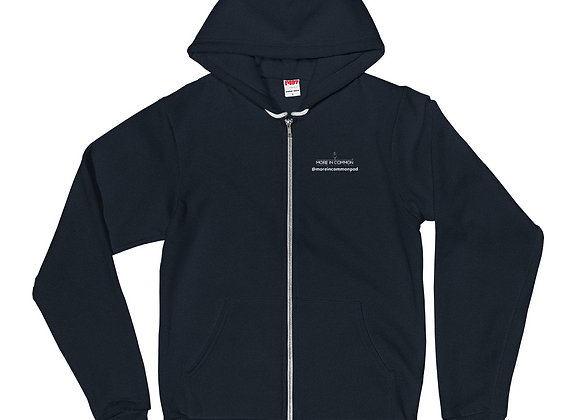 Be The Good - Zip Up Hoodie