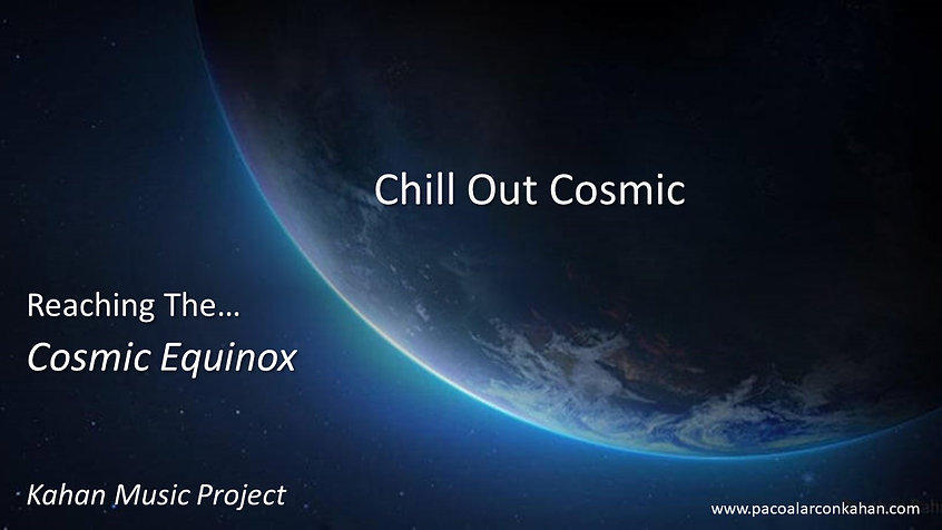 Chill Out Cosmic Musica Diseño Kahan Mus