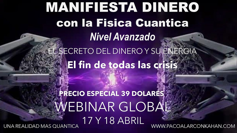 Flyer Webinar 17 y 18 Abril Manifiesta D