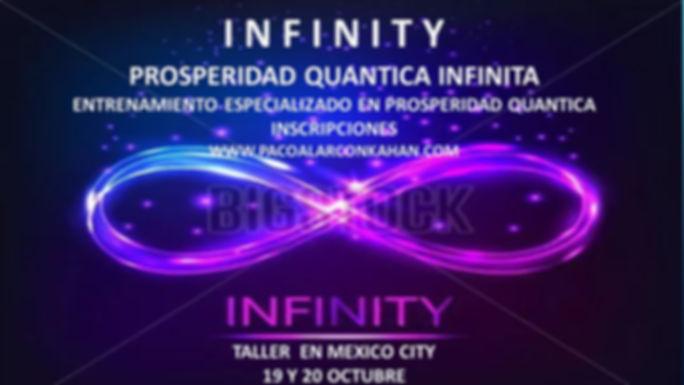 Flyer Prosperidad Quantica Taller Nuevo