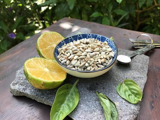 Pura Veda Basil Sunflower Seed Pesto