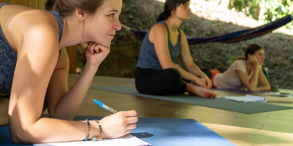 November  2021 YogiBeYoga and Ayurveda Teacher Training