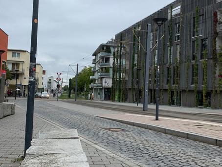 FREIBURG - VISITE DE L'ÉCO QUARTIER