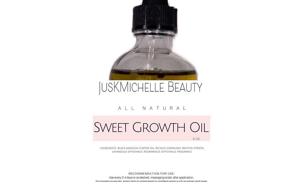 Sweet Growth Oil