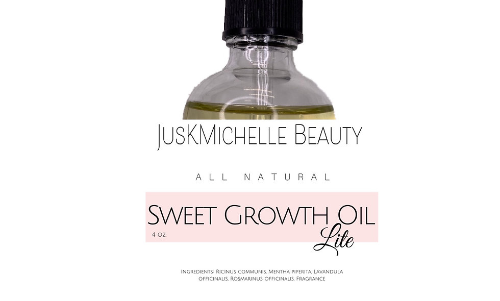 Sweet Growth Oil Lite