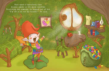 Seamus the Leprechaun