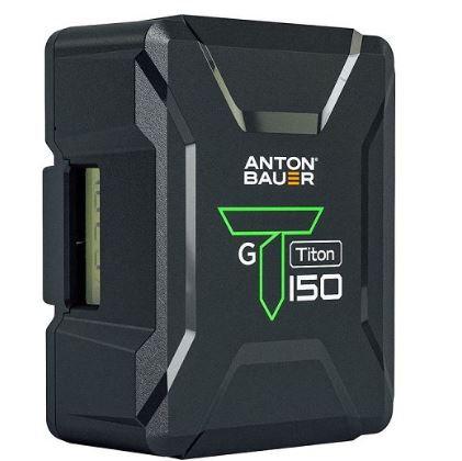 Batería TITON 150G - Gold Mount | Anton Bauer