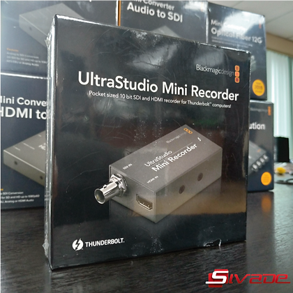 Ultra Studio Mini Recorder