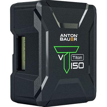 Bater?a TITON 150V - V Mount | Anton Bauer