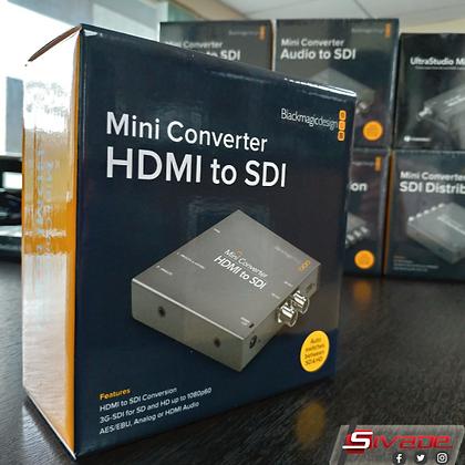 Miniconverter HDMI - SDI