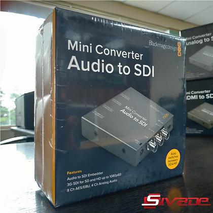 Miniconverter Audio - SDI