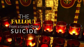 The Fallout from a Loved One's Suicide