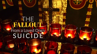 The Fallout From a Loved One's Suicide b