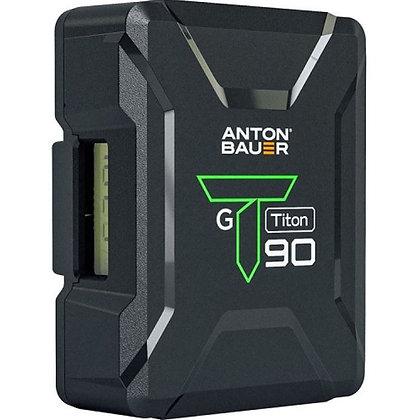 Bater?a TITON 90G - Gold Mount | Anton Bauer