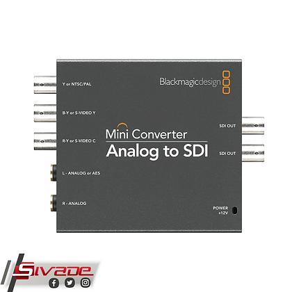 Miniconverter Analog - SDI