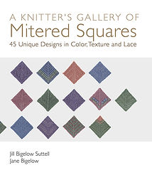 A Knitter's Gallery of Mitered Squares c