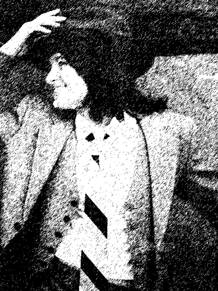 An 18 year old idea of Gene Kelly. Plus Photoshop