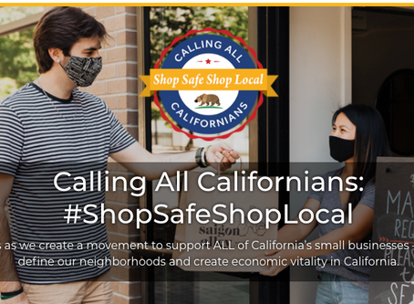 #ShopSafeShopLocal Campaign Offers Business Resources