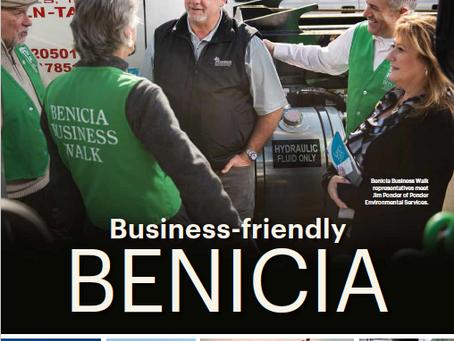 Benicia publication touts businesses