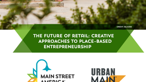 Retail roadmap inspires creative approaches for downtowns