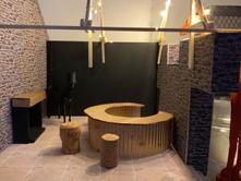 Maquette restaurant atelier