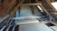 Réfection du plancher bois