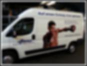 Fahrzeugbeschriftung I AH Fröhlich I tic promotion