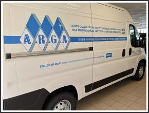 Fahrzeugbeschriftung I ARGA I tic promotion