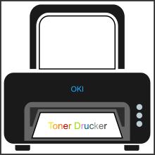 Tonerdrucker