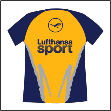 Funktionshirt tic promotion Laufsport