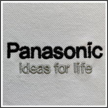 Stickapplikationen I Panasonic I tic promotion