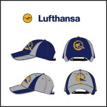 Customer Labels I Lufthansa I tic promotion