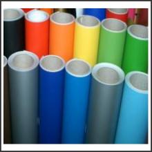 Folien in verschiedenen Farben