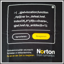 Flexfoliendruck I Norton I tic promotion
