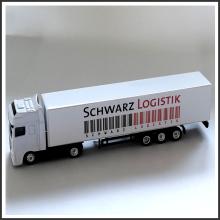 Werbestreumittel I Schwarz Logistik I tic promotion