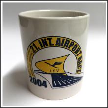 Kaffeebecher I Lufthansa I tic promotion