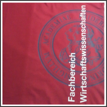 Flexfoliendruck I FAU Nürnberg I tic promotion