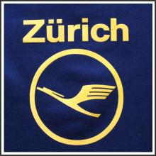 Flockfoliendruck I LH Zürich I tic promotion