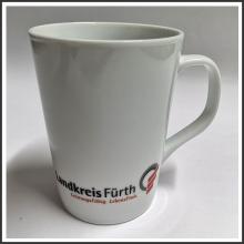 Kaffeebecher I Landkreis Fürth I tic promotion